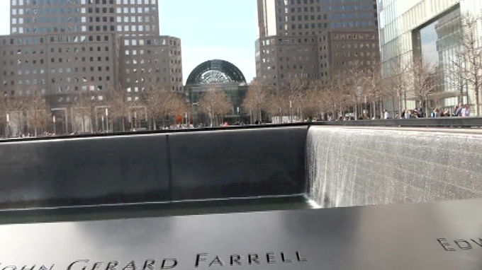 September 11 Memorial And Where They Were That Day