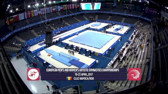 Full Replay: 2017 European Championships Women's Subdivision 1