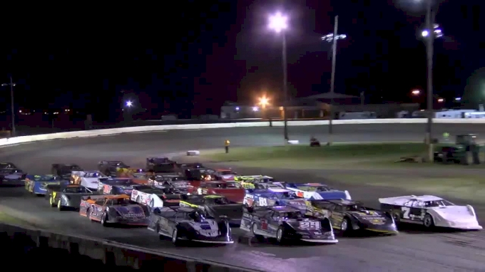 Greenville Speedway, Rumble On The Gumbo Highlights