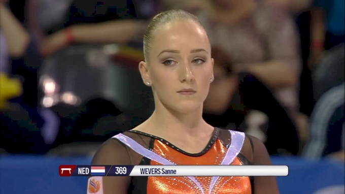 Sanne Wevers - Beam, Netherlands - Event Finals, 2017 European Championships