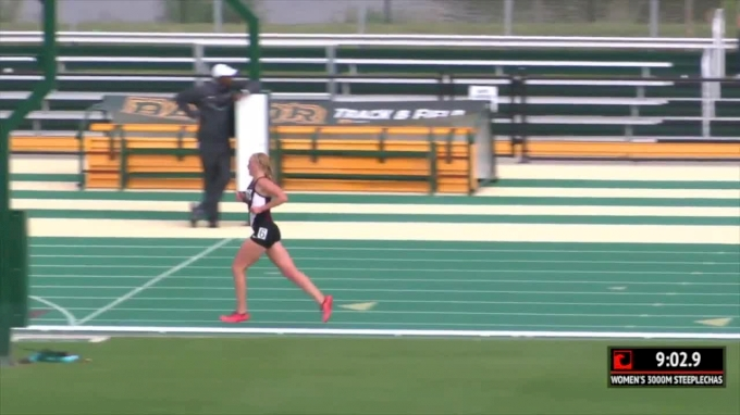 TASTY RACE: Wild steeple finish as officials miscount laps