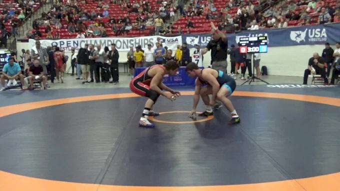 86kg Patrick Downey III, Unattached vs Gabe Dean, TMWC