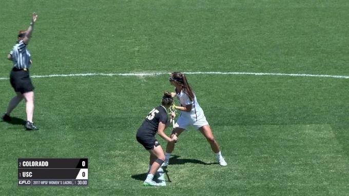 2017 MPSF Women's Lacrosse Championship: Final | USC vs. Colorado