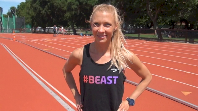 Katie Mackey finding new motivation and ready for 1500m