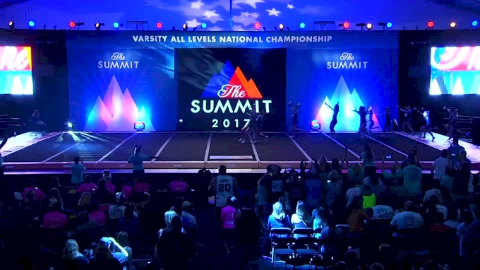 Premier Athletics Columbia - Flurries [L1 Small Youth Wild Card - 2017 The Summit]