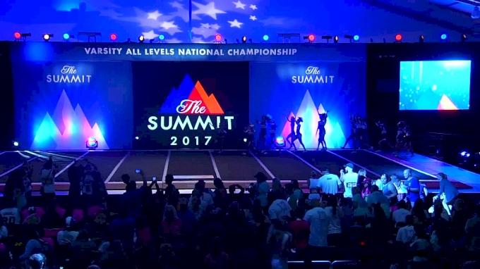 Cheer Central Suns - NM - Burst [L1 Small Junior Wild Card - 2017 The Summit]