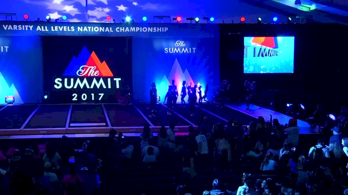 Rockstar Cheer Naples - Heart [L1 Small Youth Wild Card - 2017 The Summit]