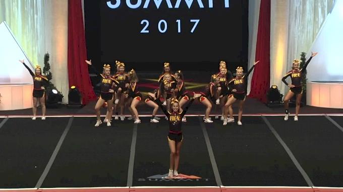 ACE Cheer Company - HAT - WarHawks [L3 Large Senior Wild Card - 2017 The Summit]
