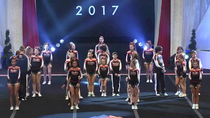 Five Star Athletics - Aura [L3 Large Junior Wild Card - 2017 The Summit]