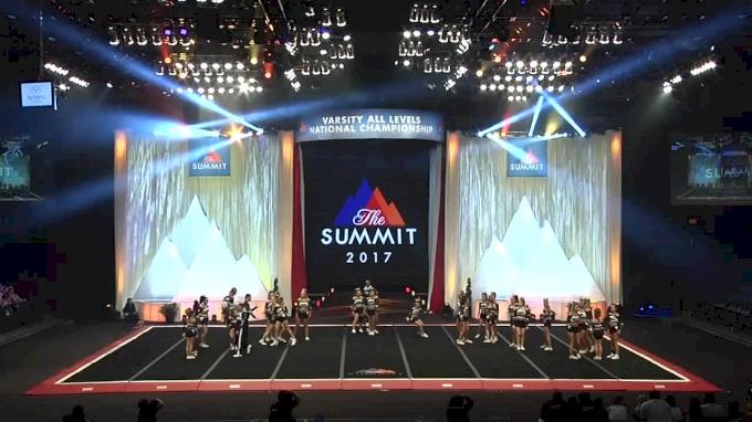 Cheer Extreme - Coex [L3 Large Senior Coed Wild Card - 2017 The Summit]