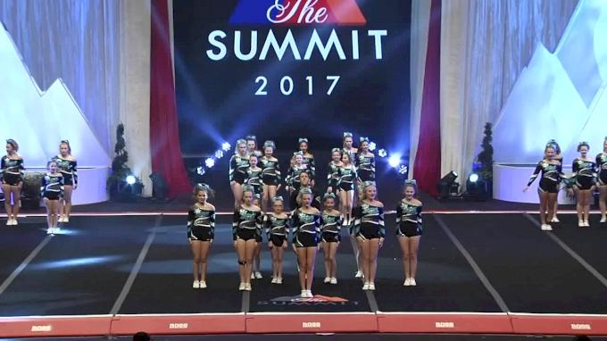 FCA Gems - Turquoise [L3 Large Junior Wild Card - 2017 The Summit]