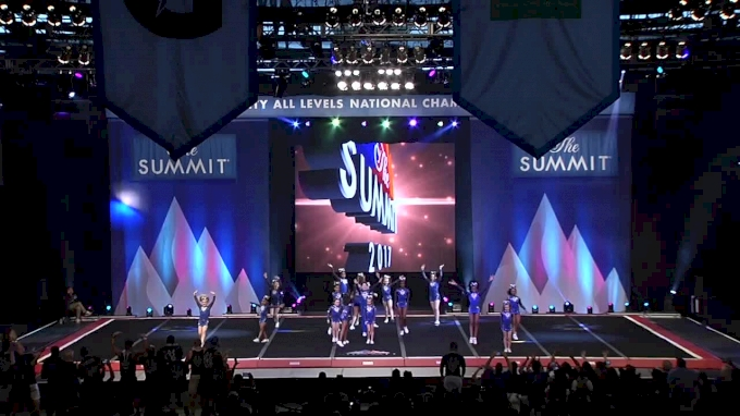 Cheer Athletics - Charlotte - KingdomCats [L2 Small Youth Wild Card - 2017 The Summit]