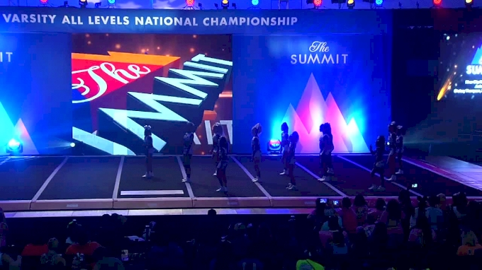River City Allstars - Glory Girls [L1 Small Youth Wild Card - 2017 The Summit]
