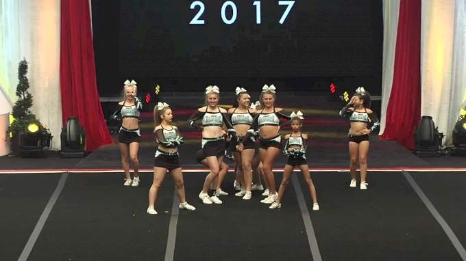Cheer Extreme - Sanford - Wildfire [L3 Small Senior Wild Card - 2017 The Summit]