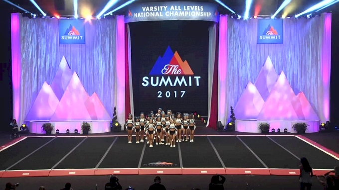 SCV All Stars - Senior Blue [L3 Small Senior Finals - 2017 The Summit]