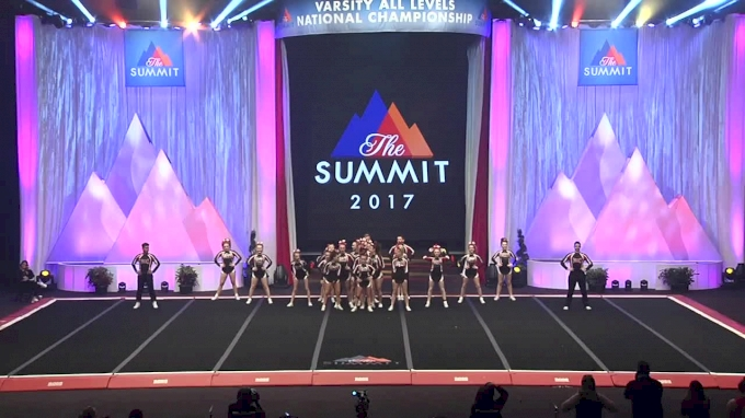 Fusion All Stars - Fury [L5 Large Senior Restricted Coed Finals - 2017 The Summit]
