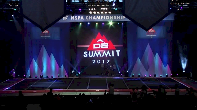 Famous Superstars - Royality [L3 Large Senior Coed Wild Card - 2017 The D2 Summit]