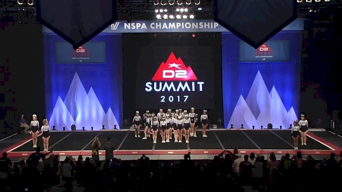 Double Down All Stars - Flash [L3 Large Junior Wild Card - 2017 The D2 Summit]