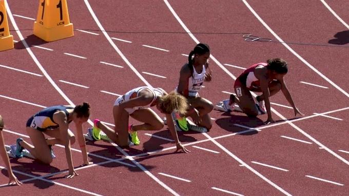 Women's 100m Hurdles, Heat 2