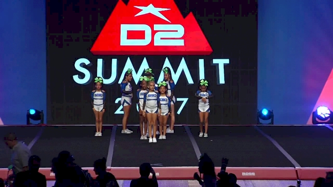 South Bay Divas - Supremacy [L2 Small Youth Finals - 2017 The D2 Summit]