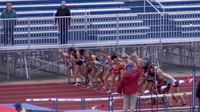 Women's 3k Steeplechase, Final - Esther Gitahi smashes NJCAA record