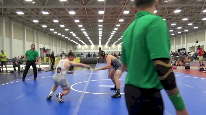 220 Mason Parris, Indiana HR vs Gavin Hoffman, Bison Legend Orange