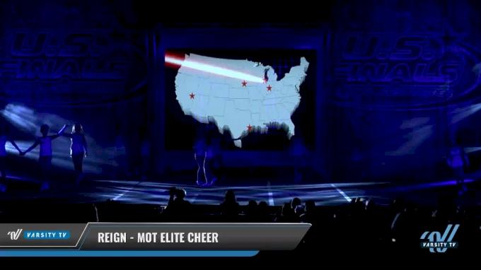 Reign - MOT Elite Cheer [2017 - Performance Senior Rec Cheer Sm 3 Day 1] The U.S. Finals- Virginia Beach
