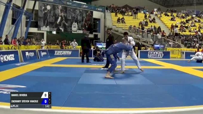 Daniel Rivera vs Zachary Steven VanZile IBJJF 2017 World Championships