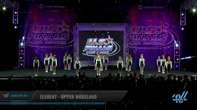 Upper Moreland - Element [2017 L2 - Performance Youth Rec Cheer Lg Day 1] The U.S. Finals - Virginia Beach