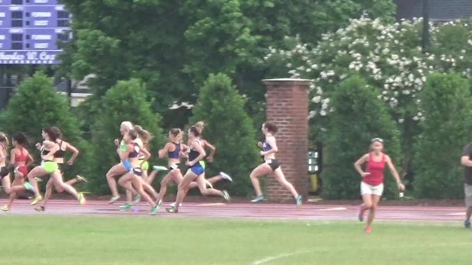 Pro Women's 1500m - Four women run the world standard