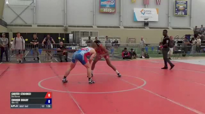 69 Consi-Semis - CARTER STAROCCI, Bad Karma vs Connor Brady, Ohio RTC