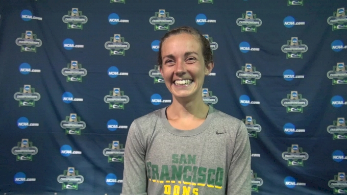 Before Charlotte Taylor won NCAAs, she started a 500 piece puzzle at 6am