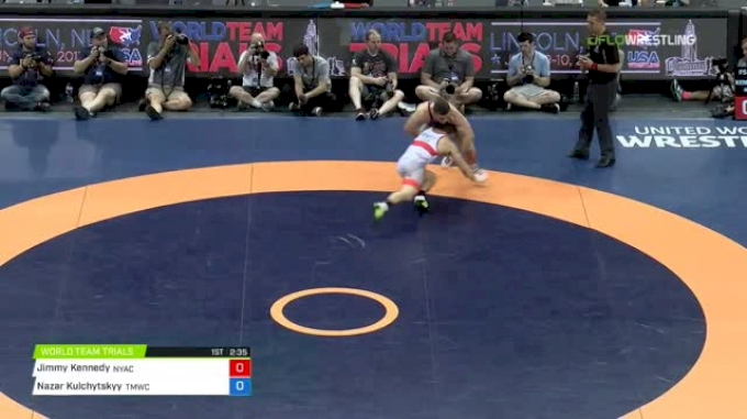 70 Finals - Jimmy Kennedy, New York Athletic Club vs Nazar Kulchytskyy, TMWC