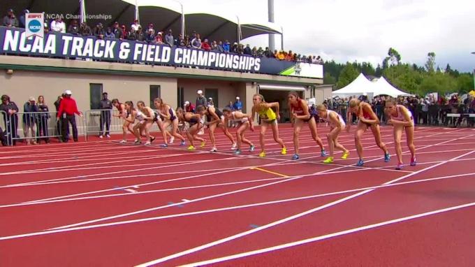 Women's 1500m, Final - Michigan's Jaimie Phelan wins first title!