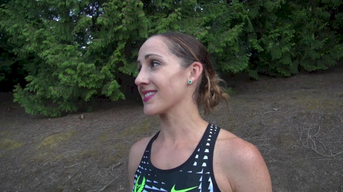 Shannon Rowbury is still deciding on 1500m or 5K at USAs