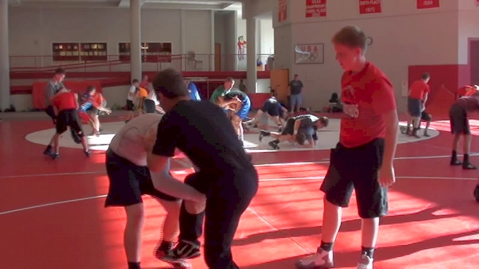 Terry Brands Working Counter With Wabash Campers 2017