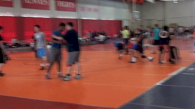 Terry Brands Helping Campers at Wabash
