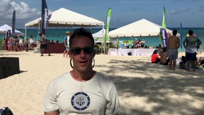 Flowers Sea Swim - USA Open Water Coach, Tyler Fenwick