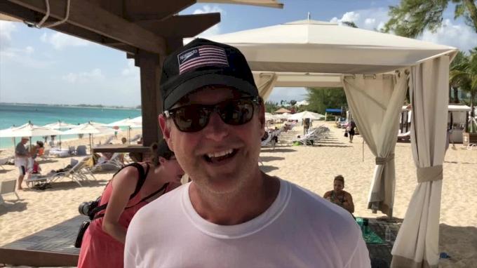 Flowers Sea Swim - Team USA World Championship Open Water Head Coach, Dave Kelsheimer