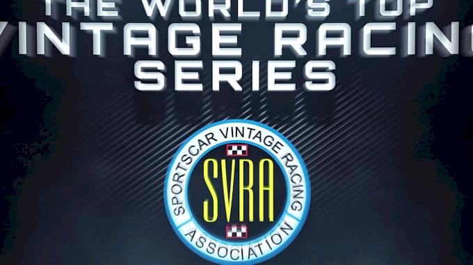 2017 Brickyard Vintage Racing Invitational