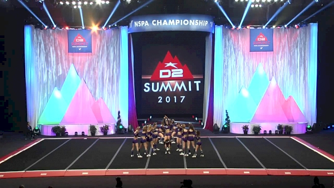 CheerXperience - Zelus [L4.2 Small Senior Finals - 2017 The D2 Summit]