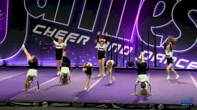 RLC Rockets [2017 - Youth Cheer Small 1 Day 1] JAMFest Europe