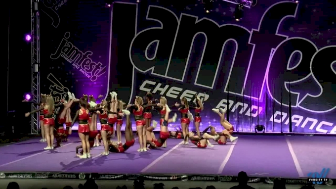 Crimson Heat Tigers [2017 - Junior Cheer Large 1 Day 1] JAMFest Europe