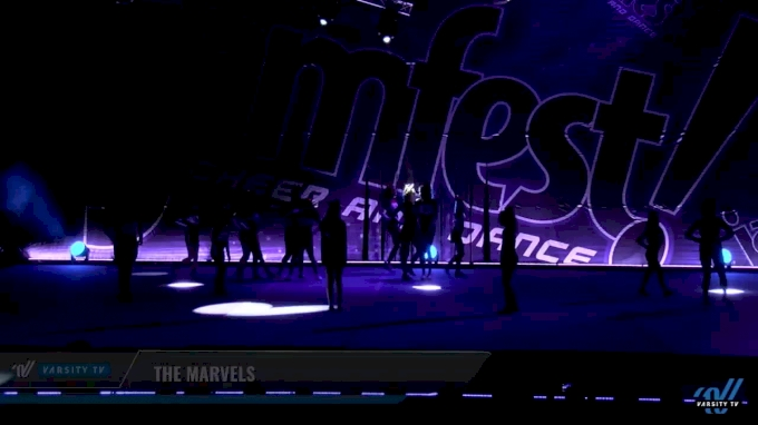 THE MARVELS [2017 - Junior Cheer Small 1 Day 1] JAMFest Europe