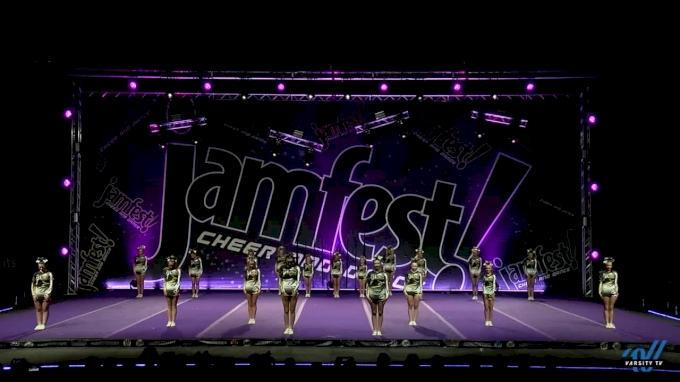 VENOM [2017 - Senior Cheer Small 2 Day 1] JAMFest Europe