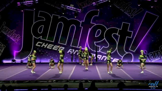 Ultimate Storm Cheer [2017 - Senior Cheer Small 3 Day 1] JAMFest Europe