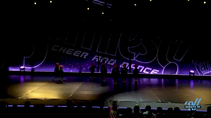 Champion Dance and Cheer [2017 Tiny Hip-Hop Dance Day 2] JAMFest Europe