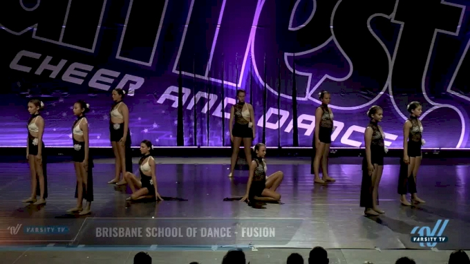 Brisbane School of Dance - Fusion [2017 Youth Jazz Dance Day 2] JAMFest Europe