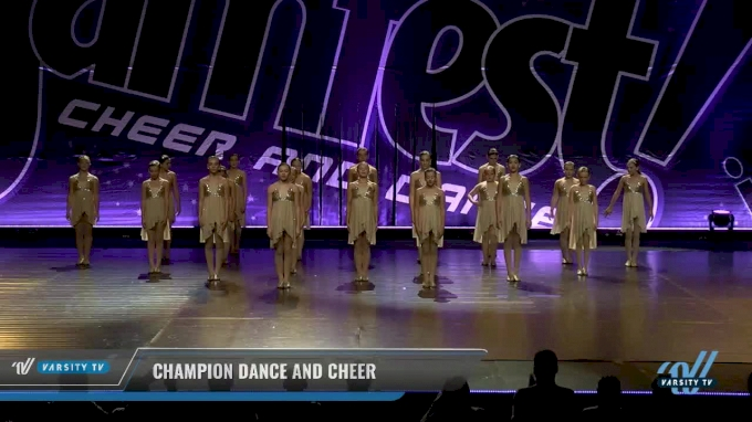 Champion Dance and Cheer [2017 Youth Jazz Dance Day 2] JAMFest Europe
