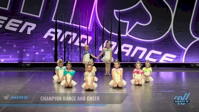 Champion Dance and Cheer [2017 Tiny Jazz Dance Day 2] JAMFest Europe